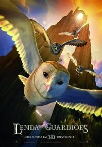 A Lenda dos Guardiões - Poster / Capa / Cartaz - Oficial 3