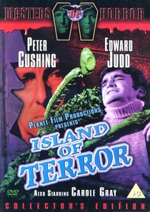 A Ilha do Terror - Poster / Capa / Cartaz - Oficial 2