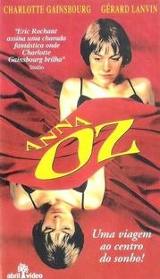 Anna Oz - Poster / Capa / Cartaz - Oficial 1