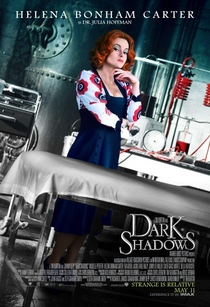 Sombras da Noite - Poster / Capa / Cartaz - Oficial 9