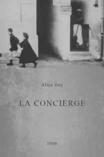 La concierge - Poster / Capa / Cartaz - Oficial 1