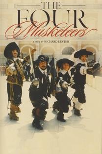 Os Quatro Mosqueteiros - A Vingança de Milady - Poster / Capa / Cartaz - Oficial 3