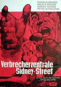O Desesperado Cerco da Rua Sidney  - Poster / Capa / Cartaz - Oficial 2