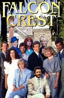 Falcon Crest (7ª Temporada) - Poster / Capa / Cartaz - Oficial 1