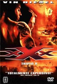 Triplo X - Poster / Capa / Cartaz - Oficial 1