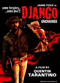 Django Livre - Poster / Capa / Cartaz - Oficial 12