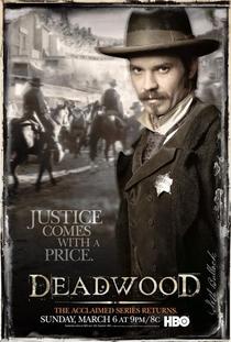 Deadwood (2ª Temporada) - Poster / Capa / Cartaz - Oficial 3