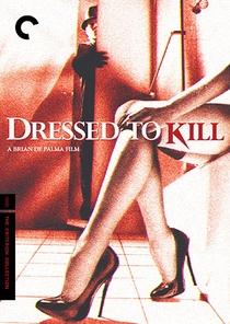 Vestida Para Matar - Poster / Capa / Cartaz - Oficial 4