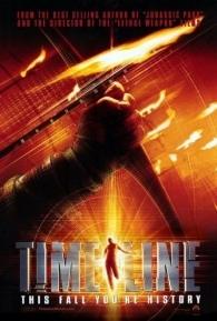 Linha do Tempo - Poster / Capa / Cartaz - Oficial 2