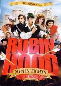 A Louca! Louca História de Robin Hood - Poster / Capa / Cartaz - Oficial 3