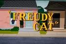 Gato Psicótico (Freudy Cat)