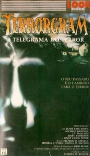 O Telegrama do Terror  - Poster / Capa / Cartaz - Oficial 2