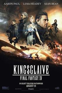 Kingsglaive: Final Fantasy XV - Poster / Capa / Cartaz - Oficial 3