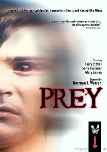 Alien Prey - Poster / Capa / Cartaz - Oficial 3