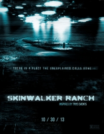 Skinwalker Ranch - Poster / Capa / Cartaz - Oficial 1