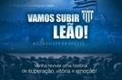 Vamos Subir Leão - A conquista do Acesso (Avaí Futebol Clube) (Vamos Subir Leão - A conquista do Acesso)
