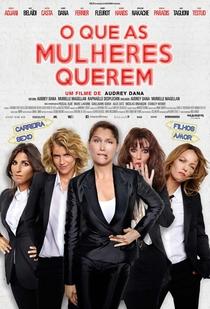 O Que as Mulheres Querem - Poster / Capa / Cartaz - Oficial 1
