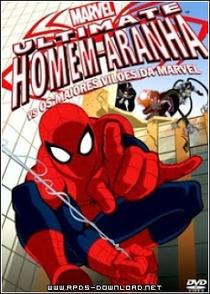 Ultimate Homem-aranha Vs. Os Maiores Vilões - Poster / Capa / Cartaz - Oficial 1