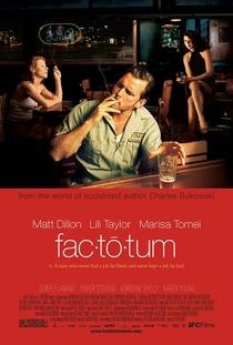 Factotum - Sem Destino - Poster / Capa / Cartaz - Oficial 1
