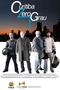 Curitiba Zero Grau - Poster / Capa / Cartaz - Oficial 1