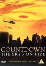 The Sky's on Fire - Poster / Capa / Cartaz - Oficial 1