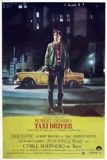 Taxi Driver - Poster / Capa / Cartaz - Oficial 3