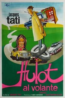 As Aventuras de M. Hulot no Tráfego Louco - Poster / Capa / Cartaz - Oficial 8