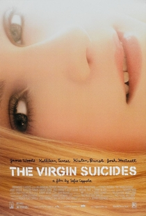 As Virgens Suicidas - Poster / Capa / Cartaz - Oficial 15