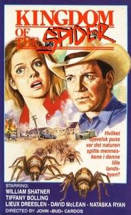 O Império das Aranhas  - Poster / Capa / Cartaz - Oficial 2