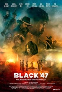 Black 47 - Poster / Capa / Cartaz - Oficial 1