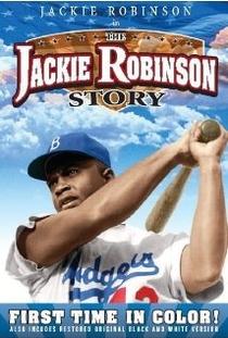 A História de Jackie Robinson - Poster / Capa / Cartaz - Oficial 2