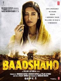 Baadshaho - Poster / Capa / Cartaz - Oficial 2