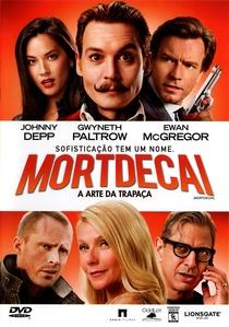 Mortdecai – A Arte da Trapaça - Poster / Capa / Cartaz - Oficial 8
