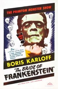 A Noiva de Frankenstein - Poster / Capa / Cartaz - Oficial 10