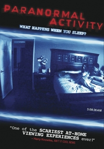 Atividade Paranormal - Poster / Capa / Cartaz - Oficial 6