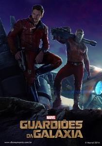 Guardiões da Galáxia - Poster / Capa / Cartaz - Oficial 40