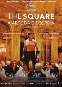 The Square - A Arte da Discórdia - Poster / Capa / Cartaz - Oficial 4