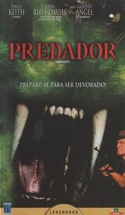 Predador - Poster / Capa / Cartaz - Oficial 1