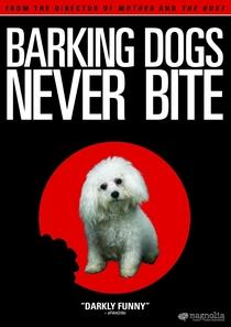 Cão que Ladra não Morde - Poster / Capa / Cartaz - Oficial 6