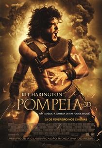 Pompeia - Poster / Capa / Cartaz - Oficial 2
