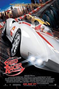 Speed Racer - Poster / Capa / Cartaz - Oficial 8