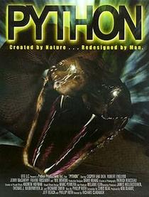 Python: A Cobra Assassina - Poster / Capa / Cartaz - Oficial 3