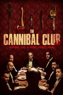 O Clube dos Canibais - Poster / Capa / Cartaz - Oficial 3