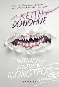 O Menino Que Desenhava Monstros - Poster / Capa / Cartaz - Oficial 1