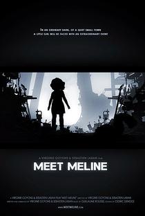 Meet Meline - Poster / Capa / Cartaz - Oficial 2