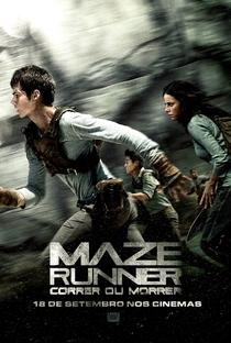 Maze Runner: Correr ou Morrer - Poster / Capa / Cartaz - Oficial 7