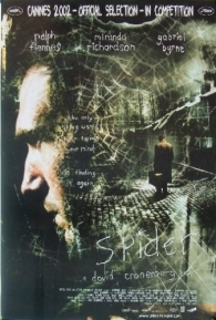 Spider - Desafie Sua Mente - Poster / Capa / Cartaz - Oficial 2