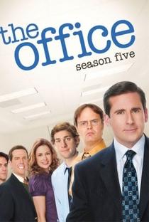 The Office (5ª Temporada) - Poster / Capa / Cartaz - Oficial 1
