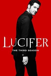 Lucifer (3ª Temporada) - Poster / Capa / Cartaz - Oficial 3