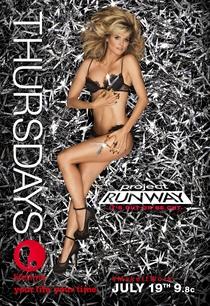 Project Runway (10ª Temporada) - Poster / Capa / Cartaz - Oficial 1